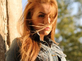 Indexed Webcam Grab of Anastasya