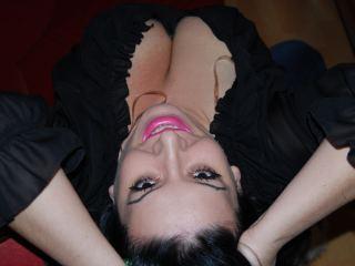 Indexed Webcam Grab of Monikka
