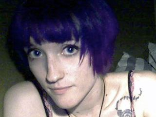 Indexed Webcam Grab of Candie_girl