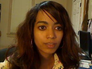 Indexed Webcam Grab of Hannahcherry