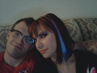 Indexed Webcam Grab of Lila_and_blake