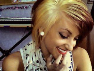 Indexed Webcam Grab of Krystyna