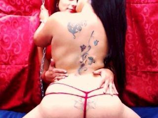 Indexed Webcam Grab of Kinkytwolesbians