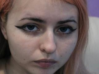 Indexed Webcam Grab of Melissameow