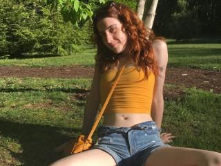 Indexed Webcam Grab of Gingerblake6