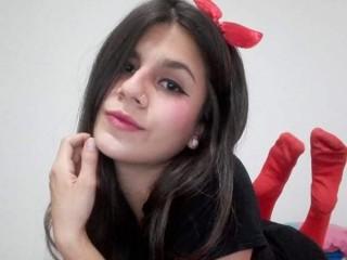 Indexed Webcam Grab of Mia_shatana